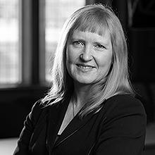Corporate head shot of Jill Scott, Professor, Literatures & Cultures / Gender Studies