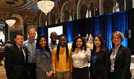 Thanks to TD Bank Group for sponsoring the participation of college and university students.